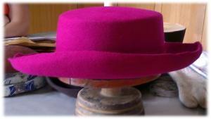 Hat Red 1